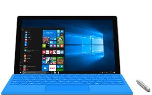 Microsoft Surface Pro 4 と Surface ペン