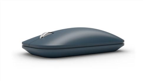 コバルト ブルーの Surface Mobile Mouse