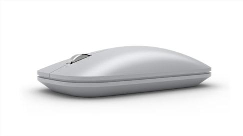 プラチナの Surface Mobile Mouse