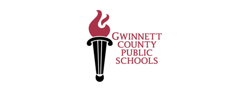 Gwinnett 群公立学校のロゴ