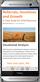 Office アプリが実行されている Windows Phone