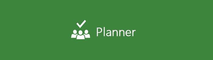 Office 365 Planner のアイコン