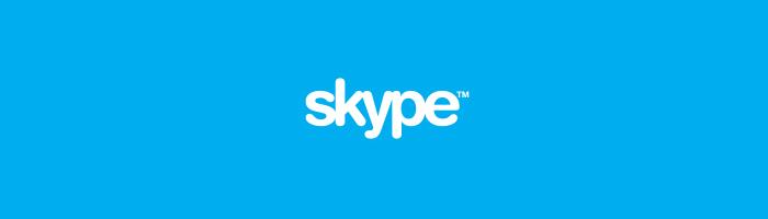 Skype のアイコン