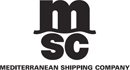 Mediterranean Shipping Company ロゴ