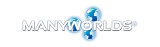 Many Worlds のロゴ