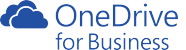 OneDrive for Business ロゴ