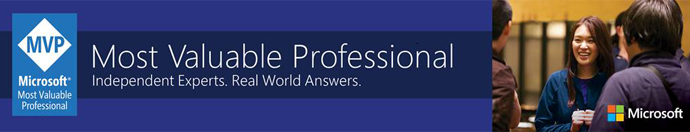 Most Valuable Professional Independent Experts.Real World Answers.