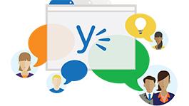 最新のツールでコミュニケーションを行う