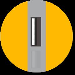 USB-A ポートの回答アイコン