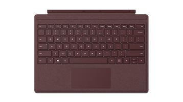 Surface Pro Signature タイプ カバー (バーガンディ)