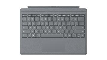 Surface Pro Signature タイプ カバー (プラチナ)