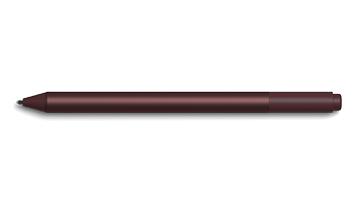バーガンディの Surface ペン