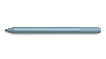 アクア ブルーの Surface ペン
