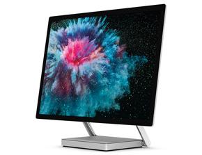 Surface Studio 2 のレンダリング