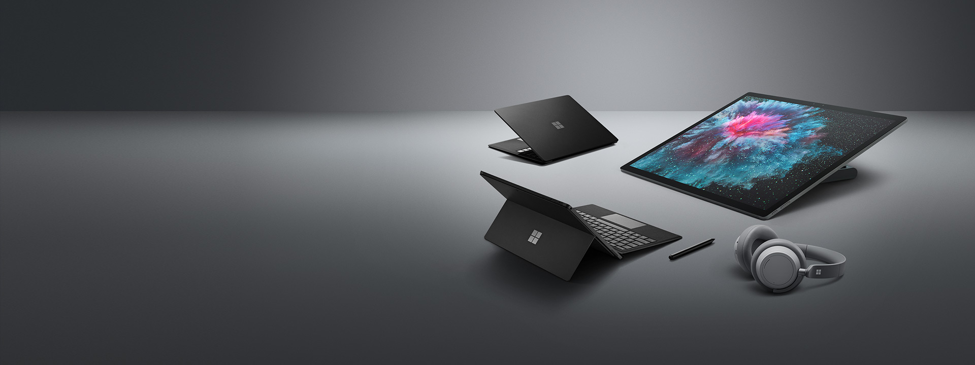 Surface Laptop 2、Surface Pro 6