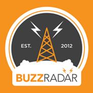 Buzz Radar Command Centre のロゴ