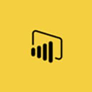 Power BI のロゴ