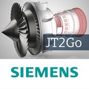 Siemens JT2Go のロゴ