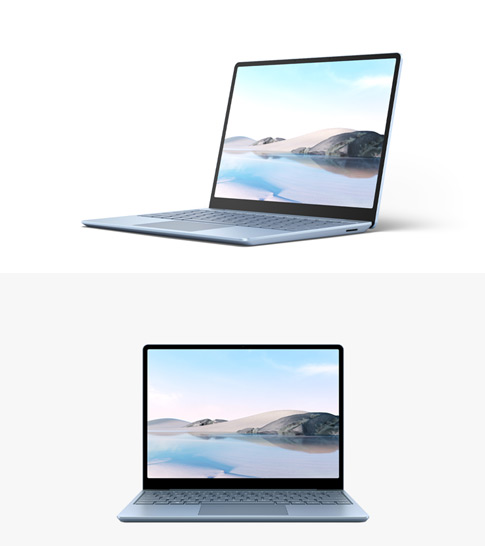 Surface Laptop Go の画像