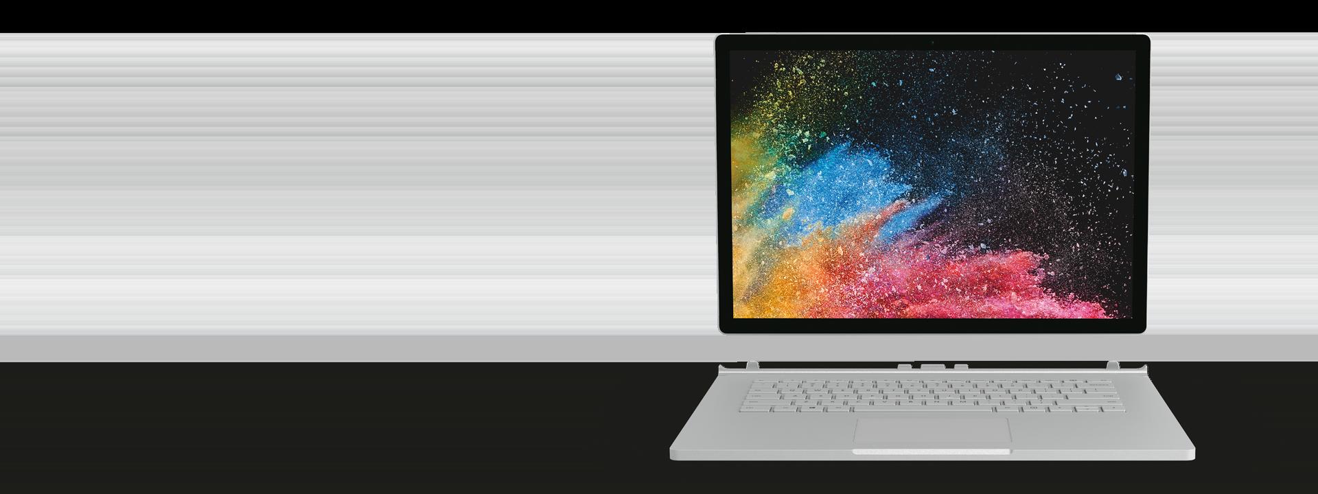 15 インチ PixelSense™ ディスプレイ搭載 Surface Book 2