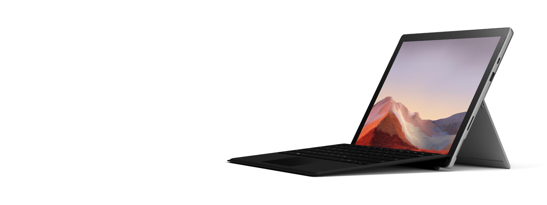 プラチナ Surface Pro 7