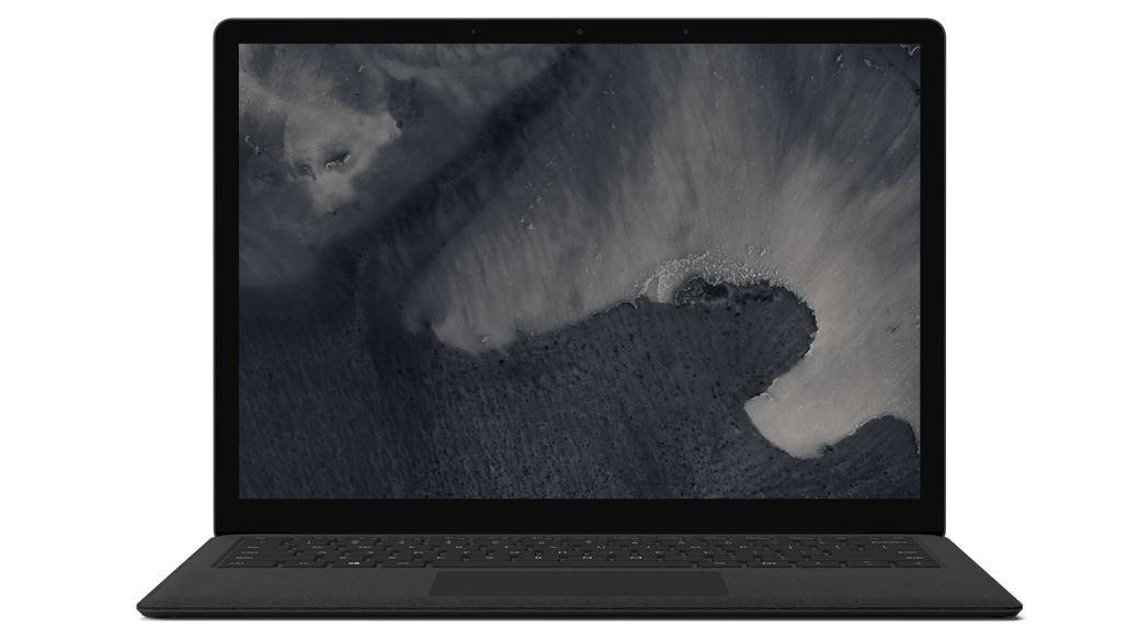 ブラック Surface Laptop 2