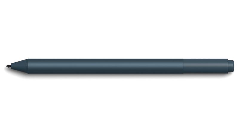 コバルト ブルーの Surface Pen