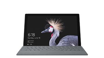Surface Pro デバイス 画像