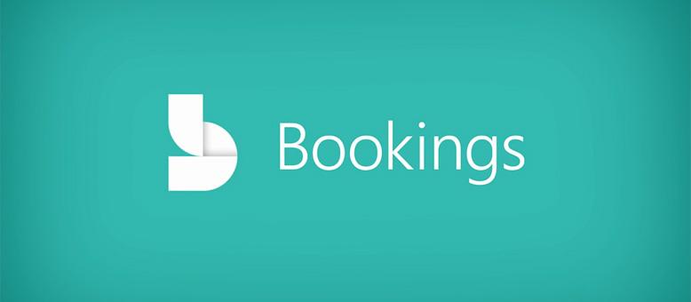 Microsoft Bookings ロゴ