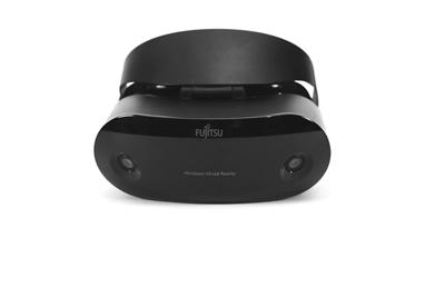 Fujitsu Mixed Reality ヘッドセット