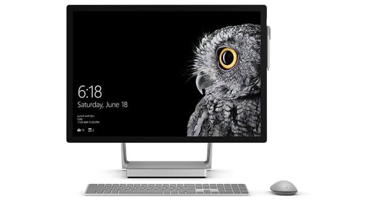 Windows 10 オールインワン PC