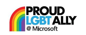 PROUD LGBT Ally @Microsoft