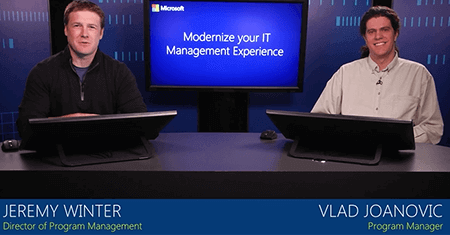 Modernize Your IT Management Experience