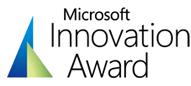 Microsoft INNOVATION AWARD