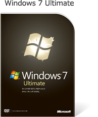 画像: Windows 7 Ultimate