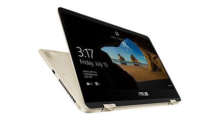 ASUS ZenBook Flip 14 製品画像
