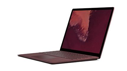 Microsoft Surface Laptop 2 製品画像