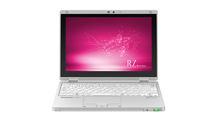 Panasonic CF-RZ8BDFQR 製品画像