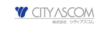 ロゴ:株式会社シティアスコム