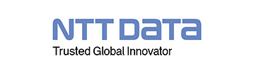 ロゴ:NTTデータ