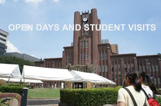 OPEN DAYS AND STUDENT VISIT