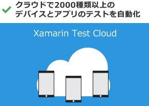 クラウドで 2000 種類以上のデバイスとアプリのテストを自動化