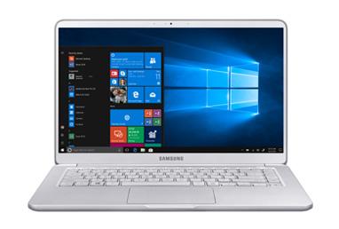 Samsung Notebook 9 (10 Pro)