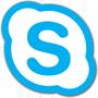 비즈니스용 Skype 로고