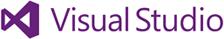 Visual Studio 로고