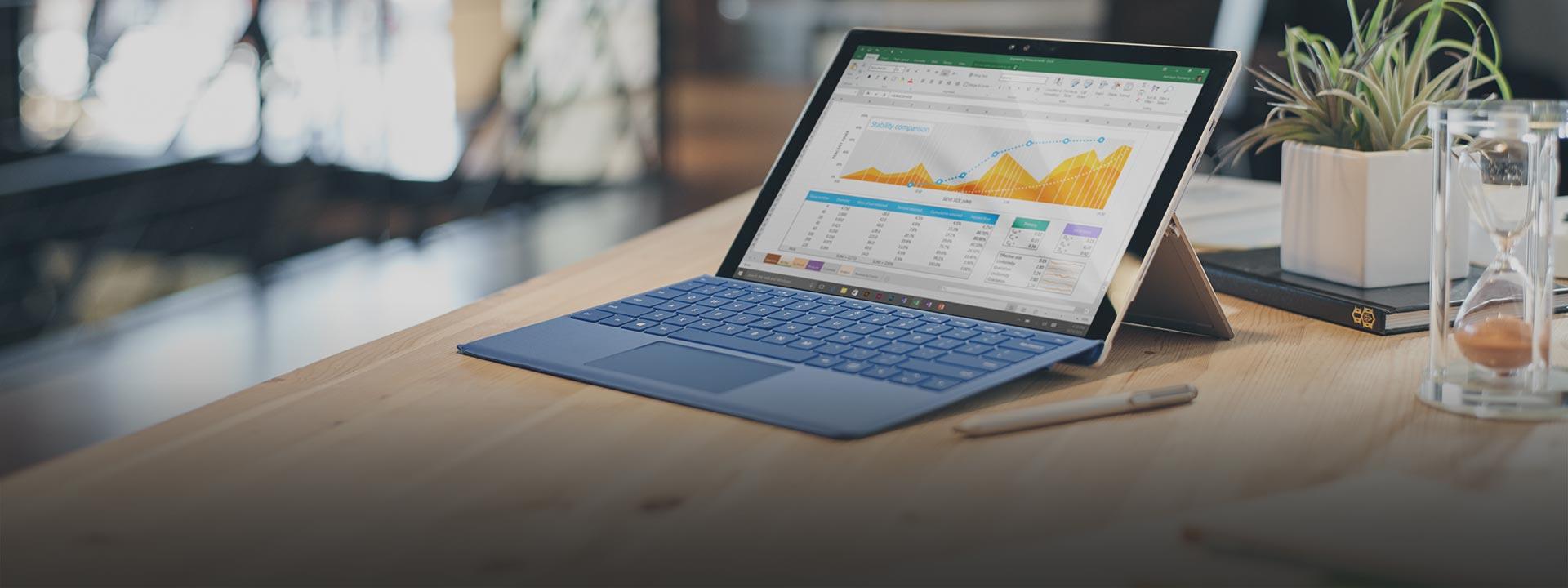 Surface Pro 4, 자세히 보기