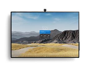 Surface Hub 2S의 렌더링