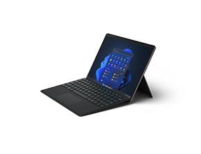 Surface Pro 8의 렌더링