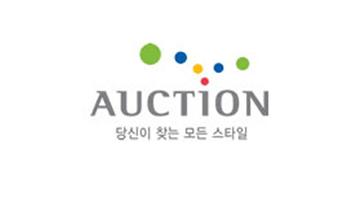 Auction 로고