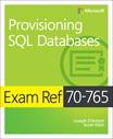 Exam Ref 70-765 Provisioning SQL Databases cover